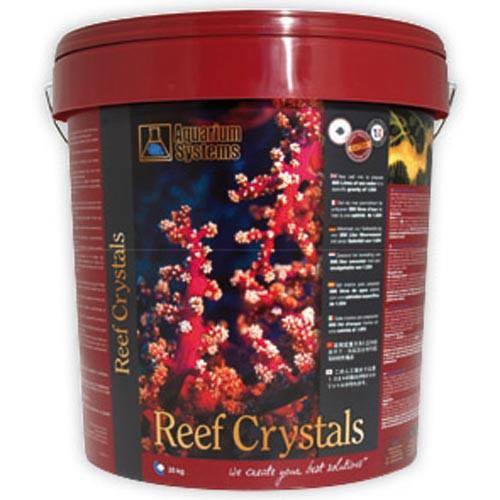 Reef Crystals 600 liters 20Kg Eimer