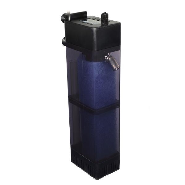 CO2-Reaktor + Innenfilter 1000 für Aquarien bis 2000Liter