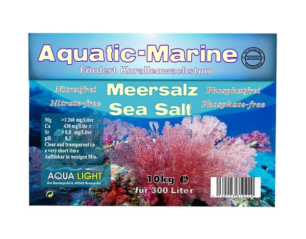 Aquatic Marine Meersalz 10kg